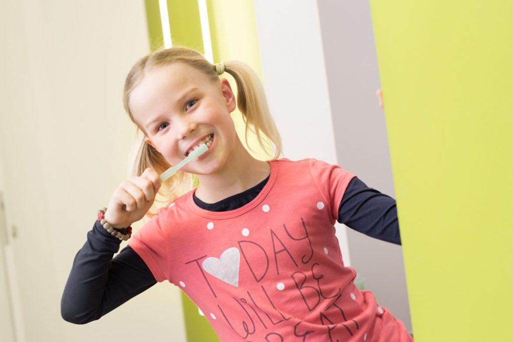 Düsseldorf - Kieferorthopäde für Kinder